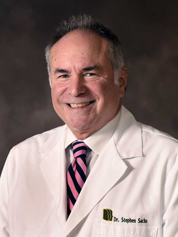 Dr. Stephen Sachs - NYC Orthognathic Surgeon